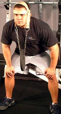 Упражнения с Хомутом