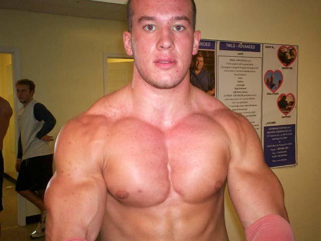 Набираем мышечную массу в домашних условиях мужчине